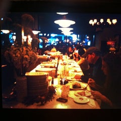Photo taken at Osteria Mozza by Julian F. on 10/16/2011
