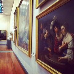 Photo taken at Musée des Beaux-Arts by Tiphaine d. on 10/30/2011