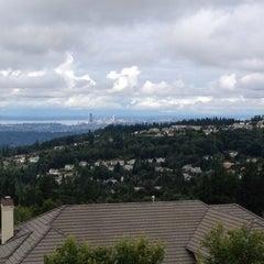 Photo taken at Cougar Mountain City View by David M. on 7/21/2012