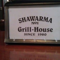 Photo taken at Shawarma Grill House by Ebbe S. on 6/11/2012