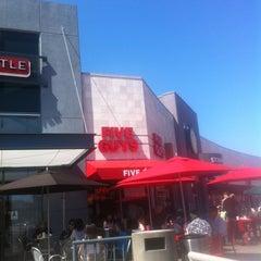 Photo taken at Five Guys by Joe B. on 3/11/2012