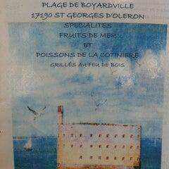 Photo taken at Le Café De La Plage by GuiM on 8/8/2011