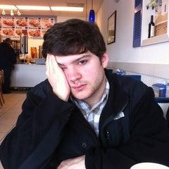 Photo taken at Mykonos Grill by Barrett W. on 3/14/2011