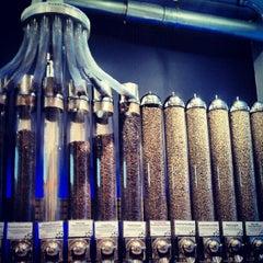 Photo taken at Roasting Plant Coffee by Pamela O. on 6/30/2012