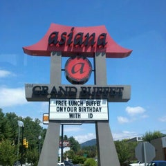 Photo taken at Asiana Grand Buffet by Josh C. on 8/15/2011