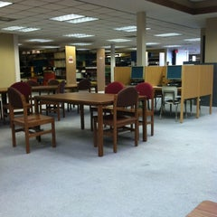 Photo taken at OC Library & Learning Center by Nikki T. on 2/21/2012
