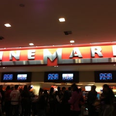 Photo taken at Cinemark by Jairton C. on 5/8/2011