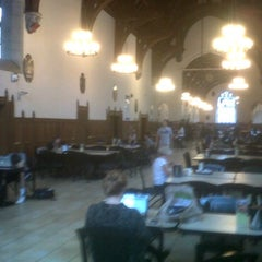 Photo taken at The Great Hall by Jenny S. on 10/13/2011
