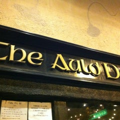 Photo taken at The Auld Dubliner by Aaron F. on 4/5/2012