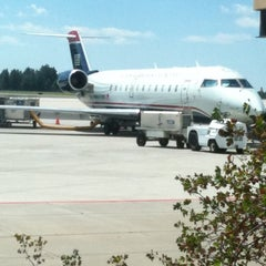 Photo taken at Flagstaff Pulliam Airport (FLG) by Carra R. on 8/30/2012