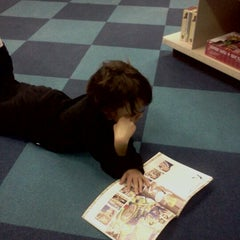 Photo taken at Page 1 Books by Dannie M. on 11/14/2011