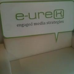 Photo taken at e-urek by Alex F. on 9/28/2011