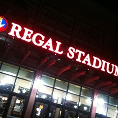 Photo taken at Regal Cinemas Cantera 17 & RPX by Steve C. on 5/1/2011