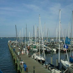 Photo taken at Hy-Line Cruises Ferry Dock (Nantucket) by Quinn K. on 5/27/2012