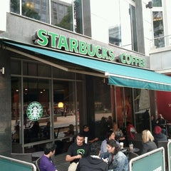 Photo taken at Starbucks by Stephen S. on 1/20/2012