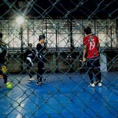 Photo taken at Diamond Futsal by Editha P. on 4/24/2012