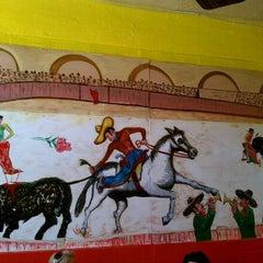 Photo taken at El Cuervo by Bort R. on 4/4/2012