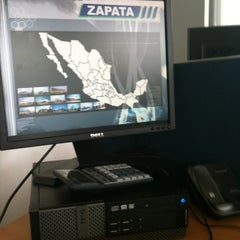 Photo taken at Ford Zapata Seminuevos by Hector A. on 5/5/2012