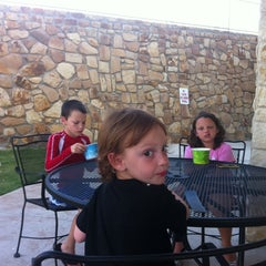 Photo taken at Spoons Yogurt by Ted B. on 6/11/2012
