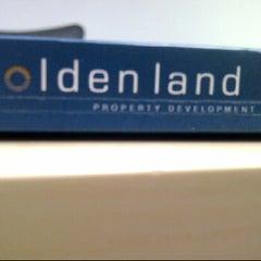 Photo taken at Golden Land Property Development PLC by Kratai on 6/7/2012