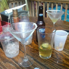 Photo taken at Brewster Street Icehouse by Erick S. on 7/12/2012