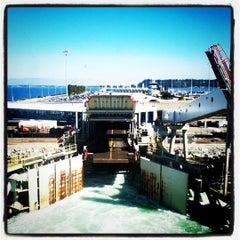 Photo taken at Tsawwassen Ferry Terminal by Davin G. on 9/3/2011