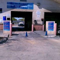 Photo taken at Texas Shine Car Wash by Dennis G. on 9/19/2011