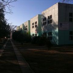 Photo taken at Universidad Nacional Río Cuarto by Seba T. on 8/19/2011
