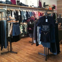 Photo taken at Modo Boutique by Allison F. on 1/6/2011