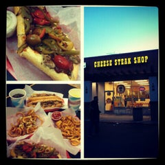 Photo taken at Cheese Steak Shop by Joseph A. on 5/18/2012
