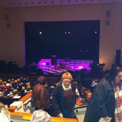 Photo taken at Hoogland Center for the Arts by Chloee D. on 1/8/2012