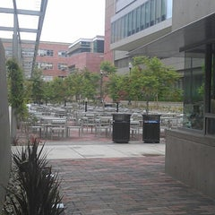 Photo taken at UCLA Court of Sciences Student Center by Stephanie M. on 6/15/2012