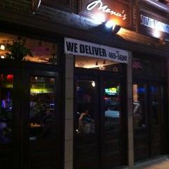 Photo taken at Mompou Tapas Bar & Lounge by Marco on 2/15/2012
