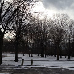 Photo taken at Mohican Park by Hel L. on 2/25/2012