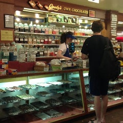 Photo taken at Goody's Soda Fountain & Candy by Jeff B. on 7/11/2012