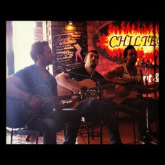 Photo taken at Chiltepino's by Édgar G. on 4/13/2012