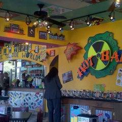 Photo taken at Tijuana Flats by James H. on 8/24/2011