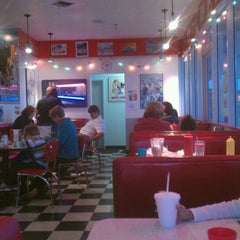 Photo taken at California Burger Co. by Jim L. on 10/2/2011