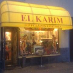 Photo taken at El Karim by Ramu R. on 11/11/2011