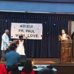 Photo taken at St. Alphonsa Syro-Malabar Catholic Church by Simy R. on 7/17/2011