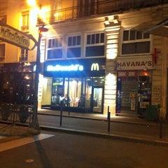 Photo taken at McDonald's by Matthieu J. on 3/1/2011