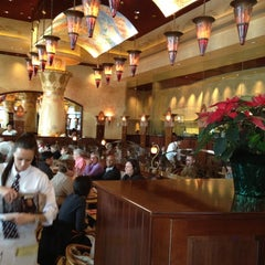 Photo taken at The Cheesecake Factory by Peter K. on 12/12/2011
