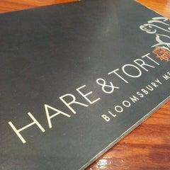 Photo taken at Hare & Tortoise by Khai Li E. on 1/25/2012