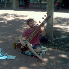Photo taken at Pearl Street Mall by John H. on 6/11/2012