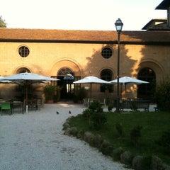 Photo taken at La Limonaia by Francesca Romana F. on 5/16/2012