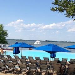 Photo taken at Pool @ Hyatt. by Stewi D. on 6/3/2012