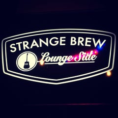 Photo taken at Strange Brew Austin Coffee by Loranda on 7/2/2012