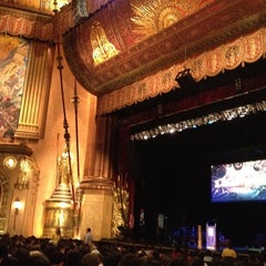 Photo taken at Beacon Theatre by Violet on 8/27/2012