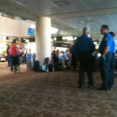 Photo taken at Terminal 4, Concourse B by Mary D. on 4/5/2012