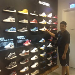 Photo taken at Nike Crescent Mall by Guru L. on 6/27/2012